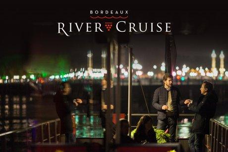 Création du plan de communication pour Bordeaux River Cruise