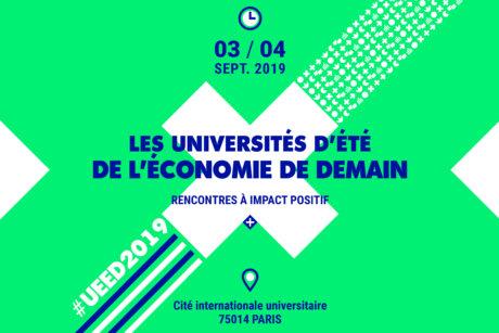 Plan de communication événementiel pour les UEED 2019