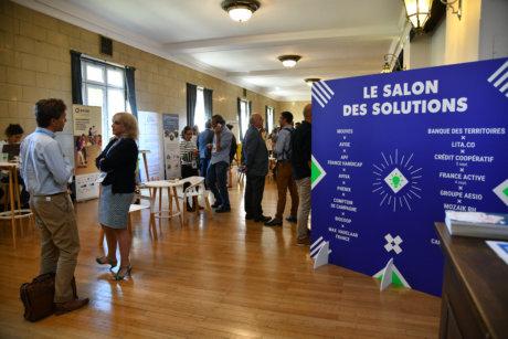 Le salon des solutions aux UEED 2019