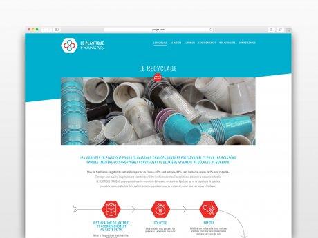Un site web clair et didactique