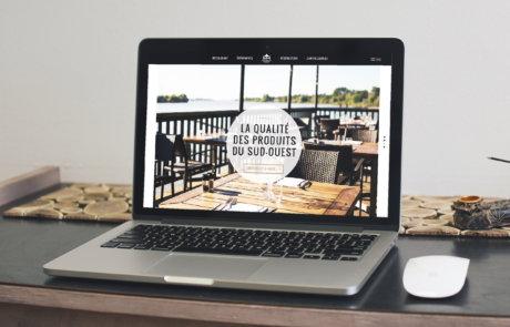 Site web La maison du fleuve