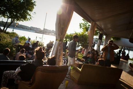 Journée événementielle sur la Garonne